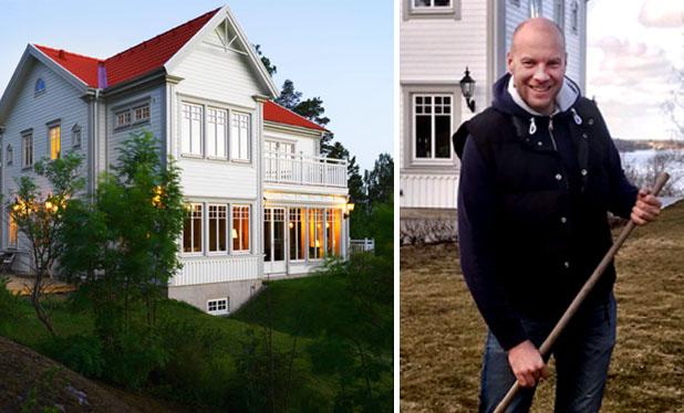 Peter Bertilson i Nacka sparar tiotusentals kronor med el från Kundkraft.
